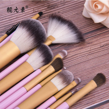 Make-up-Pinsel-Set für Eigenmarken