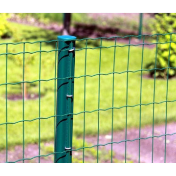 Grid Roll Galvanized Welded Wire Mesh Fence