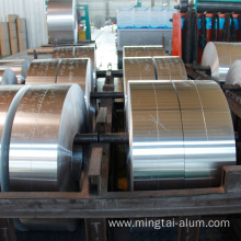 Supply 1050/1060/3003/5052 aluminum alloy coil from Mingtai aluminum China