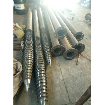 HDG Ground Screw for bridge
