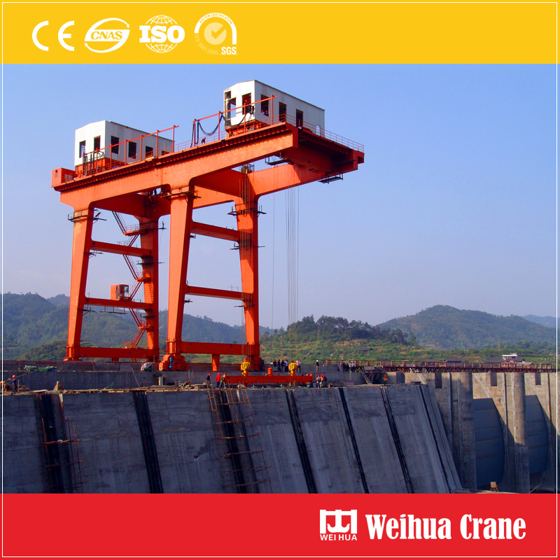 Gantry Crane Hydropower Station
