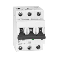 Good Quality for Circuit Breakers 10KA Breaking Capacity Mini Circuit Breaker export to Slovenia Exporter