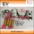 CATERPILLAR engine piston C2.2 piston ring