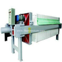 Porcelain Clay Automatic Hydraulic Chamber Filter Press