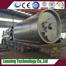 Wholesale Dealers of for Msw Recycling Pyrolysis Machine free installation MSW pyrolysis project export to St. Pierre and Miquelon Manufacturer