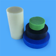 Engineering Plastic Natural Color Pa6 Pa66 Rod