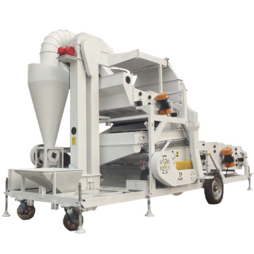 Cheap price for Seed Cleaning Machine Combined Seed Processing Machine export to El Salvador Suppliers