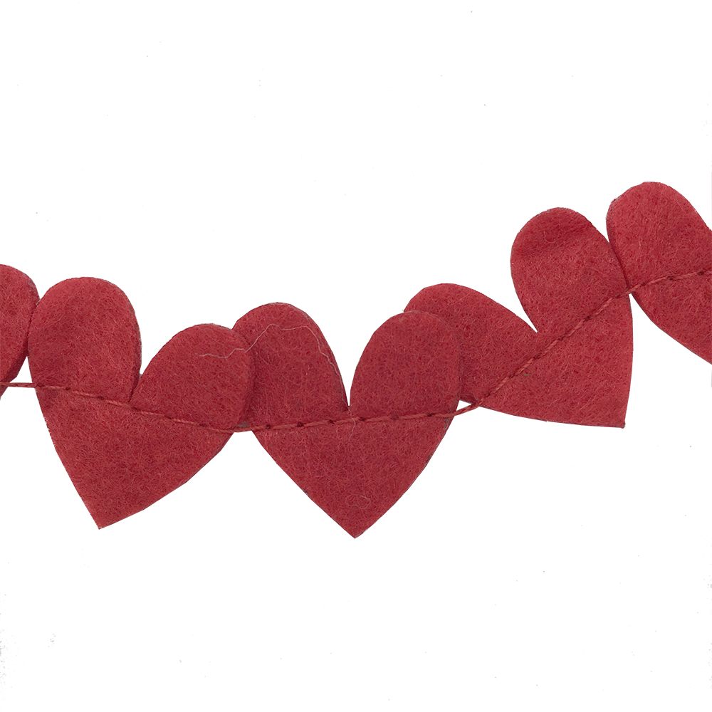 Valentine S Day Love Heart Banner