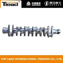 Sinotruk Howo Engine Parts Crankshaft