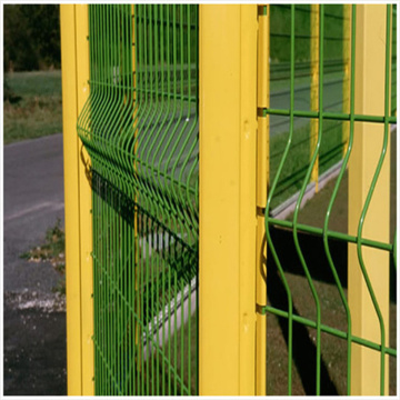 Asia Triangle/BRC Bending Welded  Fence For Sale