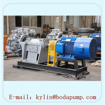 ZGB High Chrome Alloy Vertical Slurry Pump