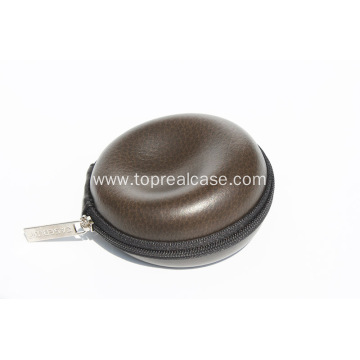 Luxury leather travel watch case watch holder bag