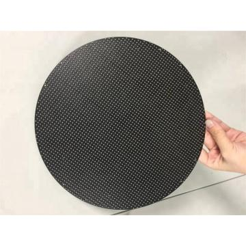 Indoor round LED display