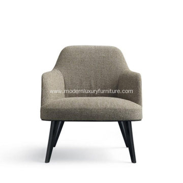 Modern Style Poliform Fabric Jane Armchair