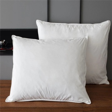 Wholesale healthy 100% Cotton duck feather down pillow
