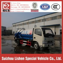 DFAC Sanitation Suction Sewer Sewage Truck Vacuum