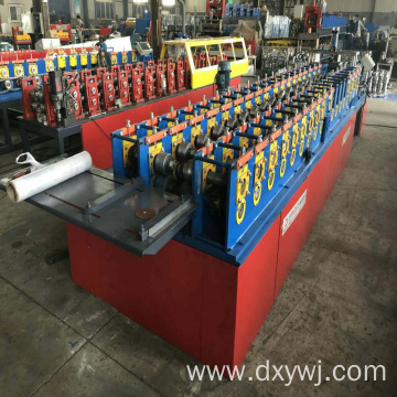 Siding wall and hanging wall roll forming machine