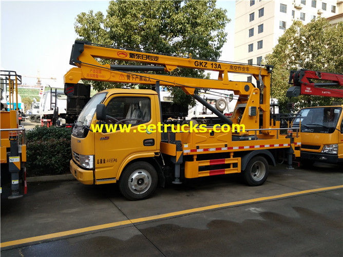 Dongfeng Articulated Aerial Lift Trucks
