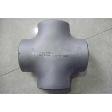 Stainless steel DN40 SCHXS equal cross