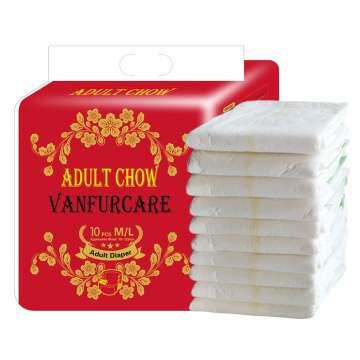 Customize adult diapers hypoallergenic