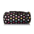 Trendy Fashion Colorful Dot Hanging Waterproof Ladies Travel Toiletry Bag