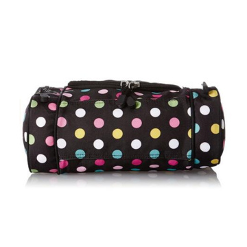 Moda de moda ponto colorido pendurado impermeável Ladies Travel Toiletry Bag