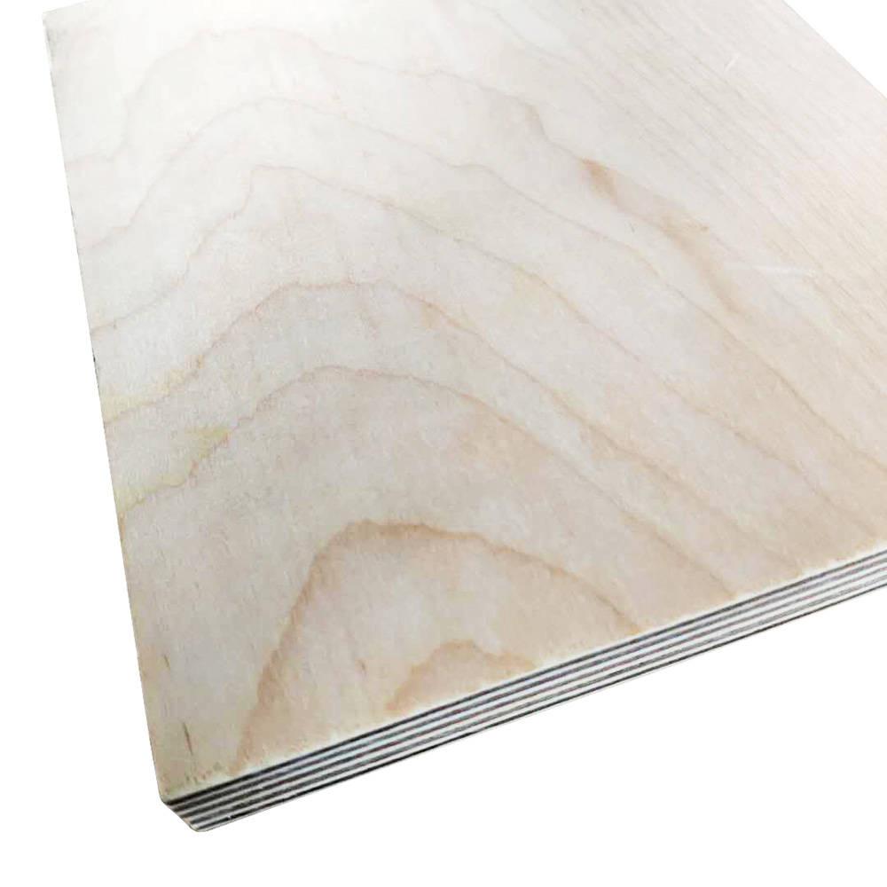 Commercial Birch Plywood for Furniture Production