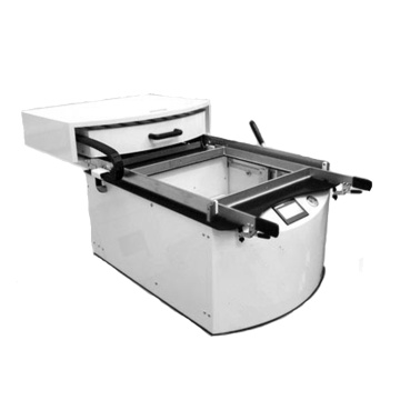 4040 polycarbonate vacuum forming machine