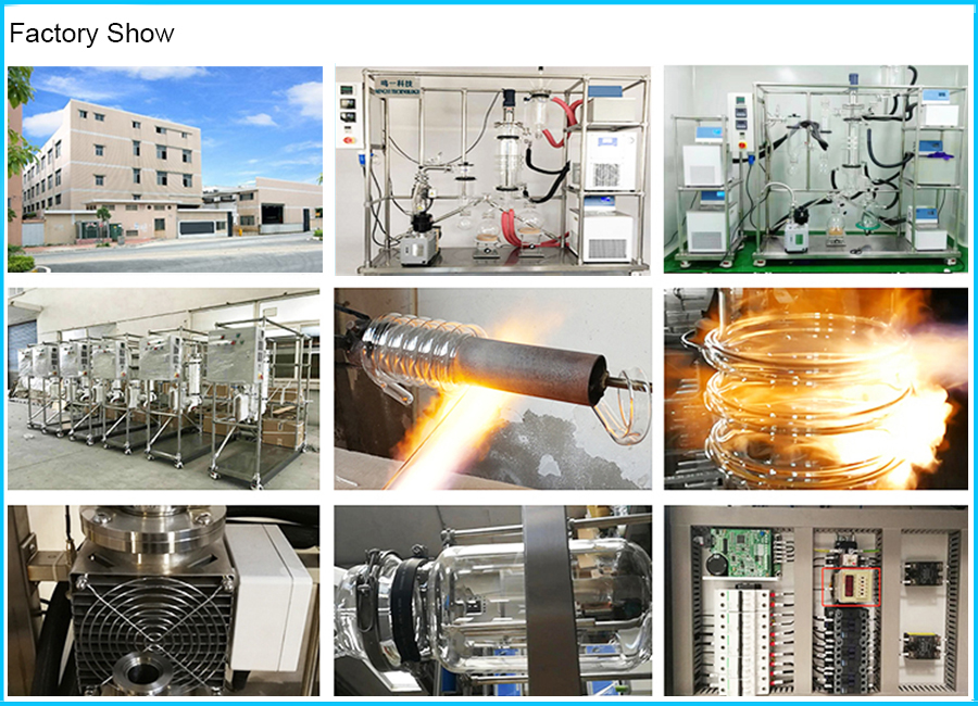 molecular distillation company
