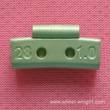 10 Years for Wheel Weight Fe Clip-on Balance Weight Wheel Ounce type export to Jordan Factories