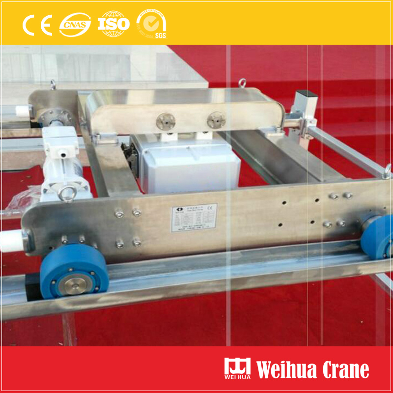 Sanitary Chain Trolley Hoist