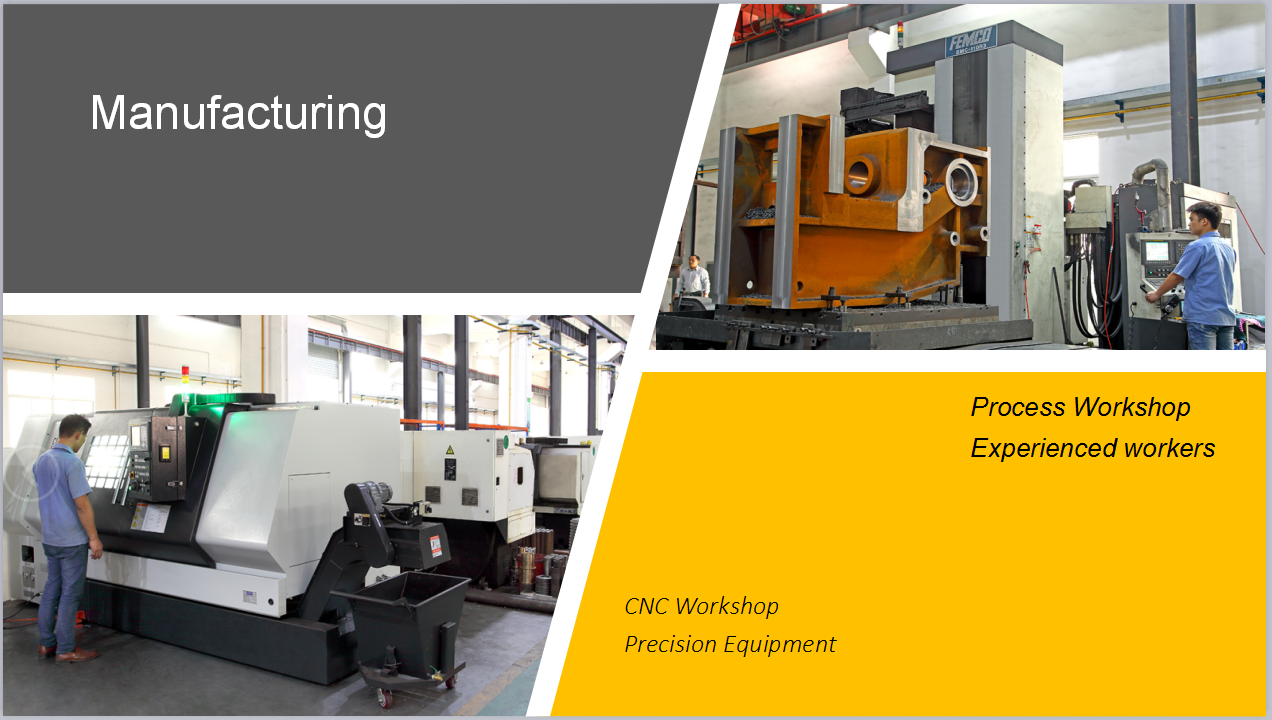High speed press machine process
