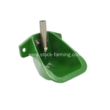 Cast Iron Saving Water Drinking Bowl For Sheep