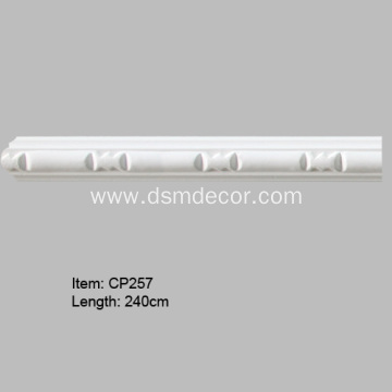 Chair Rails and Panel Mouldings