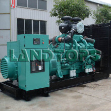 China Factory for Cummins Power Generation 300kva Cummins Diesel Generator Set Price for Sale export to United States Factory