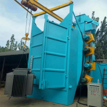 shot blast Cleaning Type and Abrator Machine