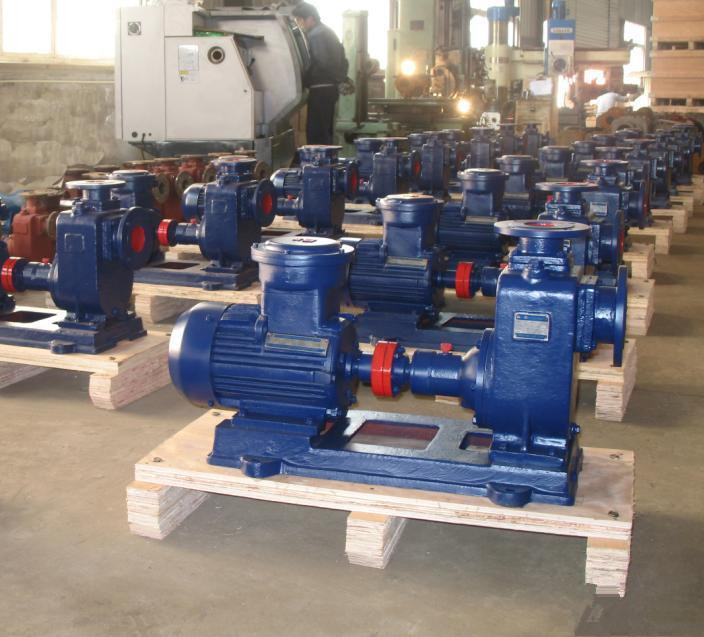 CYZ-A type explosion-proof self-priming centrifugal oil pump 0
