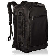 Folding Travel Trolley Laptop Shoulder Backpack