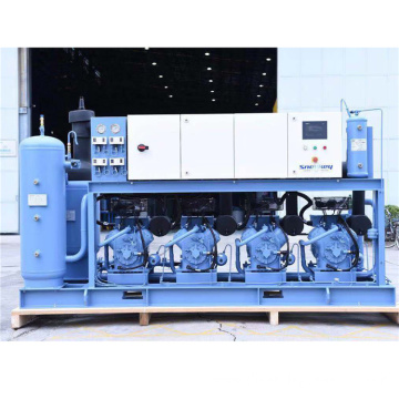 Box Type Condensing Unit with Copeland Compressor