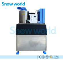 Snow World Ice Maker Making Machine 1T