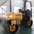 3Ton Self-propelled Vibratory Road Roller