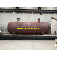 Horizontal 35ton Mounded LPG Vessels