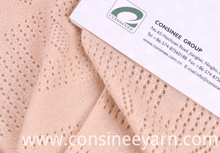 cashmere yarn on cone