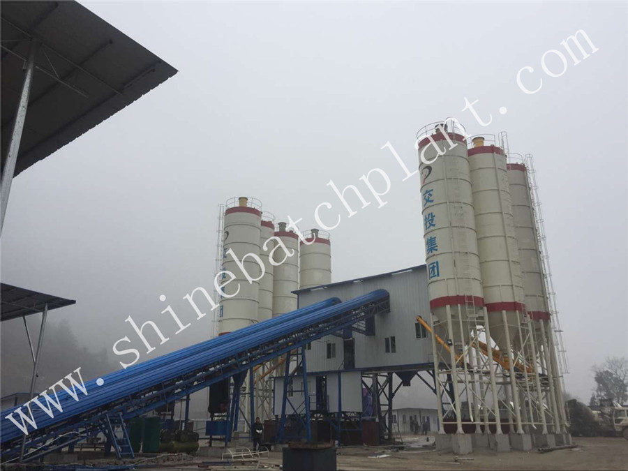 60 Concrete Batching Plant