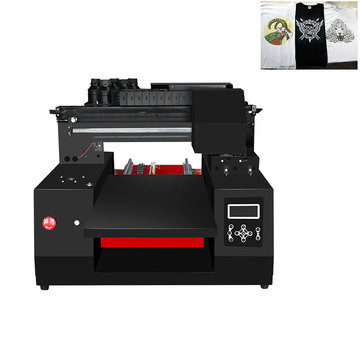 Customized for A3 T Shirt Printer Direct to Garment Printers for Sale at Home export to China Supplier