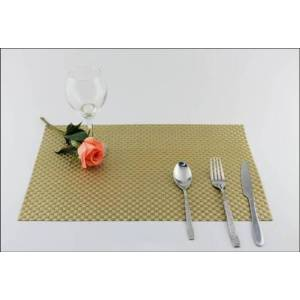 Popular Design for Pvc Table Pad PVC eat mat decoration cushion Pvc Placemat supply to Japan Wholesale