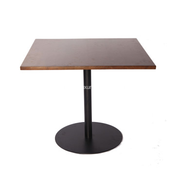 Good Quality for Wood Coffee Table Square Solid Ash Wood Side Table export to Indonesia Exporter