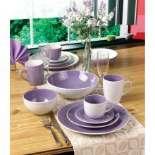 Cute Korea style family use stoneware dinner sets