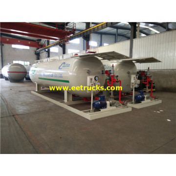 25000 Liters Mobile Propane Storage Skids