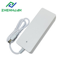 White 100W 24V AC to DC Power Supply